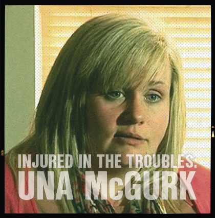 Injured In The Troubles: <br>Interview with Una McGurk