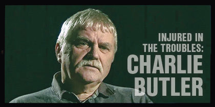 Shankill Bomb: <br>Interview with Charlie Butler