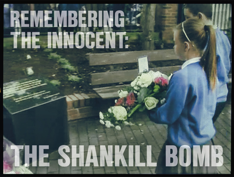 Remembering The Innocent: The Shankill Bomb