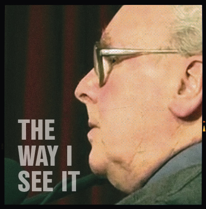 The Way I See It: <br>Father Des Wilson