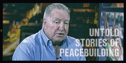 Untold Stories of Peacebuilding
