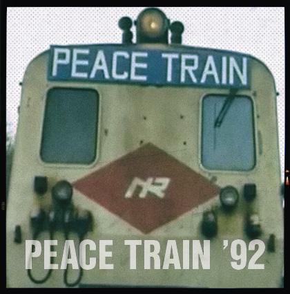 Peace Train 1992
